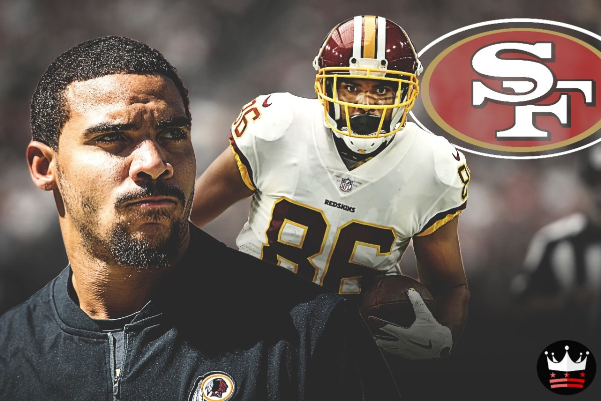 Jordan Reed agrees to one-year deal with San Francisco ...